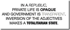 REBUBLIC VS TOTALITARIAN STATE