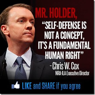 --       Self defense is not a concept it is a Human Right